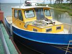 Commecial Vessel - 32ft Fiberglass Crew-Work Boat - 10439 - #1