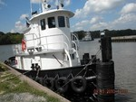 Commecial Vessel - 600hp Model Bow Tug - 2784 - #1