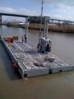 100ft-Self-Propelled-Deck-Spud-Barge---10761