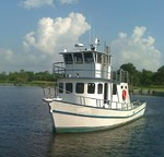 Commecial Vessel - 52ft Steel Trawler Liveaboard -7924 - #1