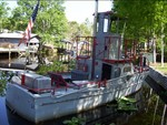 Commecial Vessel - 29ft Model Boaw Tug 9515 - #2