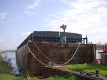 Commecial Vessel - Hopper Barge - 4598 - #1