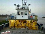 Commecial Vessel - 9,000hp Model Bow Tug - #2