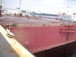 Commecial Vessel - 101ft Deck-Crane Barge - 9444 - #1