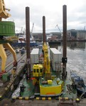 Commecial Vessel - New 100ft Jack-Up Dredger - 9563 - #1