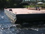 Commecial Vessel - 140ft x 40ft Spid Barge - 9875 - #1